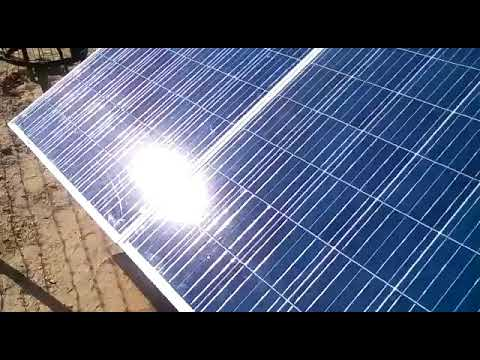 3HP Wolt Solar Pumping System