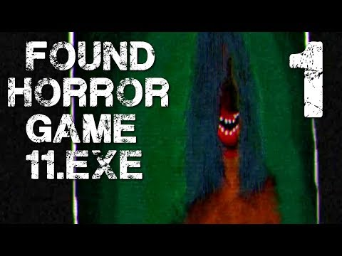 Found Horror Game 11.exe ( Attendant ) - MINIMUM WAGE JOB SUCKS also scary, Manly Let's Play [ 1 ]
