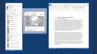 Lync Presentation Tools