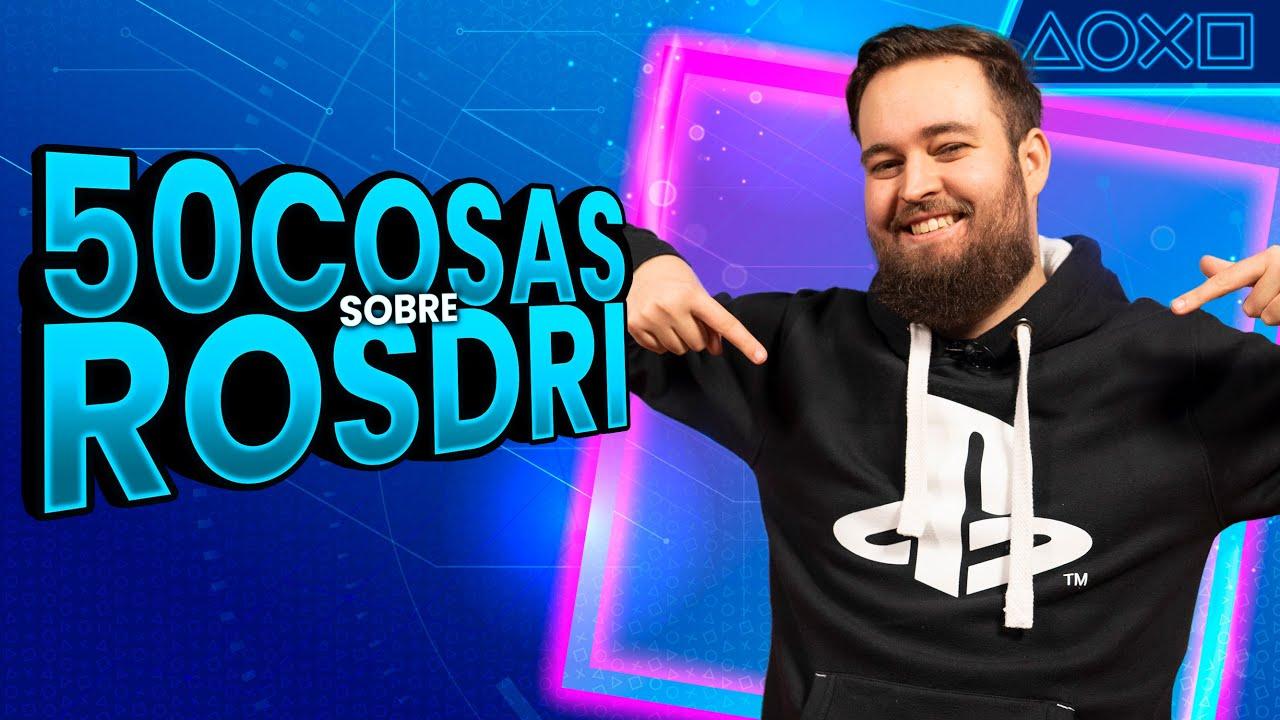 Conoce a Rosdri   El nuevo presentador de Conexión PlayStation al descubierto