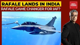 Are The Rafale Fighter Jets Really A Gamechanger For Indian Air Force? | News Today With Rajdeep
