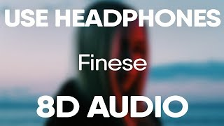 Bryson Tiller – Finesse (Drake Cover) | 8D AUDIO
