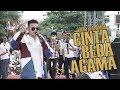 Download Lagu Vicky Salamor - Cinta Beda Agama Live di Millennial Road Safety Festival Ambon Mp3 Free