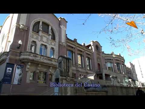 Manresa. Ruta modernista. Qué ver y qué visitar en Manresa. Rutas turísticas.