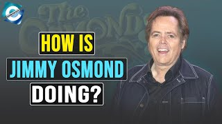 How is Jimmy Osmond Doing Now? Health Updates & Net Worth 2021