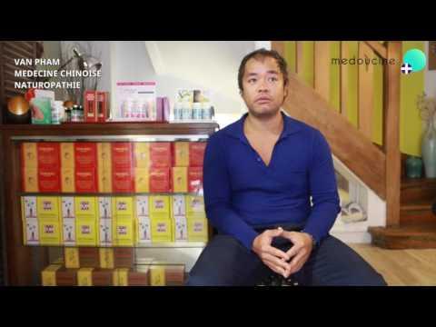Qu'est-ce que la médecine traditionnelle chinoise ?  Par Pham Van