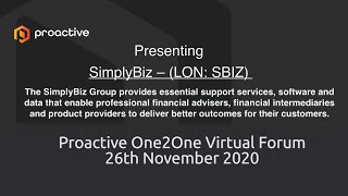 simplybiz-lon-sbiz-presenting-at-the-proactive-one2one-virtual-forum