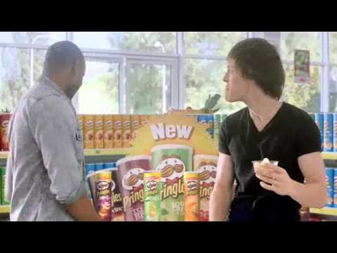 Pringles Commercial (2012) (Television Commercial)