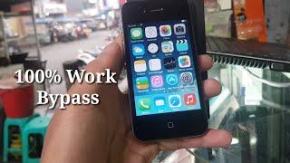 CARA MUDAH MEMBOBOL KUNCI AKTIVASI ICloud IPHONE 4G / 4S / 5G / 5S