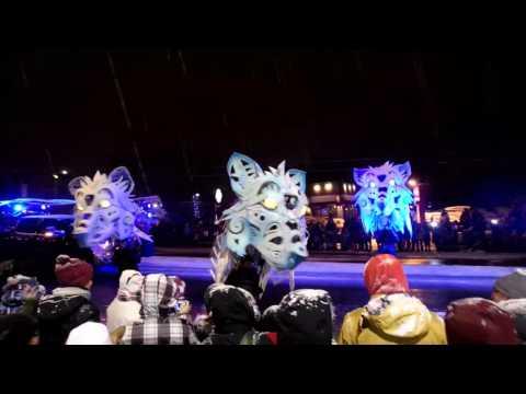 Parade Carnaval de Québec 2016
