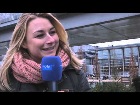 Netzreporter: Buchtitel-Ping-Pong | Leipziger Buchmesse 2015 | MDR