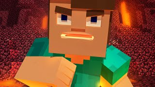 10 Worst Things That Happen in Minecraft (Animation)