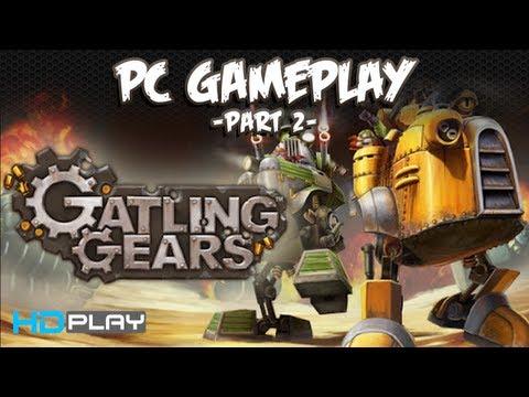 gatling gears pc trainer
