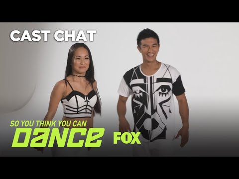 The Top 10 And All-Stars Play Dance Charades | Season 14 | SO YOU THINK YOU CAN DANCE