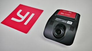 YI Mini Car Dashcam - 1080p - WDR - LDWS - Collision Detection