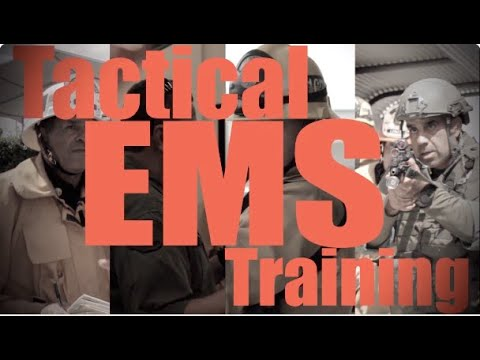 Tactical EMS Training : Preview