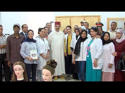 العرب اليوم - شاهد:تدشين مركز صحي وتربوي في إقليم إفران في المغرب