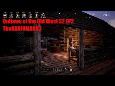 "Outlaws of the Old West S2 EP3 ""All the Stations and Expansion"""