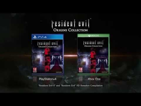 Resident Evil Origins Collection European PEGI thumbnail