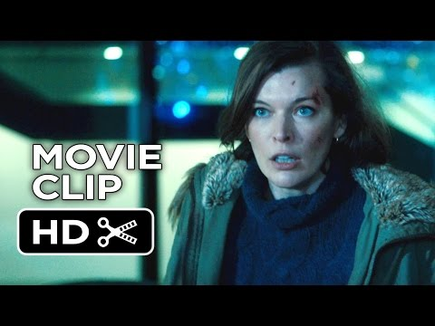 Survivor Movie CLIP - Kate Vs. Truck (2015) - Milla Jovovich, Pierce Brosnan Action Thriller HD