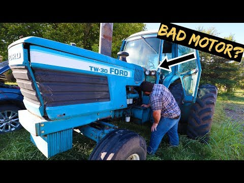 How Bad is the old abandoned $700 Tractor?