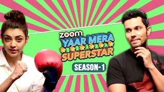 Randeep Hooda & Kajal Aggarwal on Yaar Mera Superstar   Do Lafzon Ki Kahani   UNCUT   EXCLUSIVE