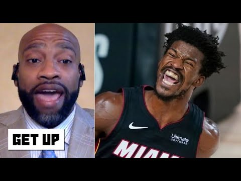 Vince Carter STRONG REACTS Miami Heat def. Boston Celtics Game 2; Jayson Tatum has bad performance