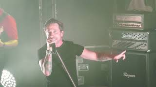 "BILLY TALENT "" WORKER BEES""@ DEN ATELIER LUXEMBOURG 2018(1st NIGHT)"