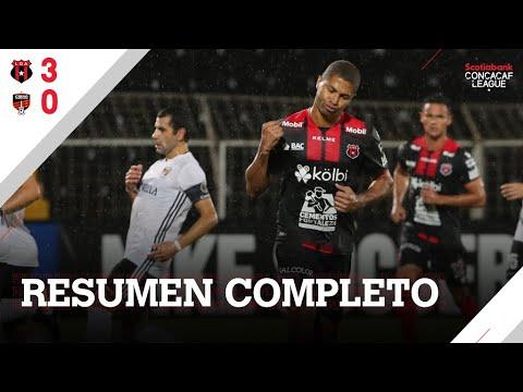 Resumen Completo | LD Alajuelense vs Cibao FC #SCL...