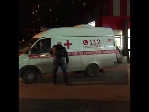 Водитель Hyundai Solaris напал на водителя скорой в Балашихе