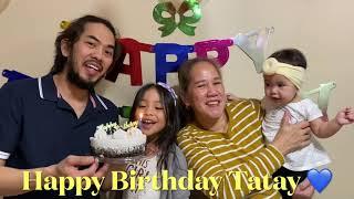 Happy Birthday Tatay | Team De Jesus
