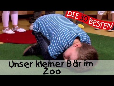 Unser kleiner Bär im Zoo - Singen, Tanzen und Bewegen || Kinderlieder