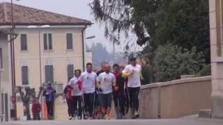 preview picture of video 'Maratonina della Vittoria - Vittorio Veneto 23 marzo 2014 HD'