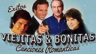 VIEJITAS CANCIONES ROMANTICAS JULIO IGLESIAS, PERALES, CAMILO SESTO, MIGUEL GALLARDO EXITOS