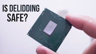 Liquid Metal on CPU - 9 Months Later!