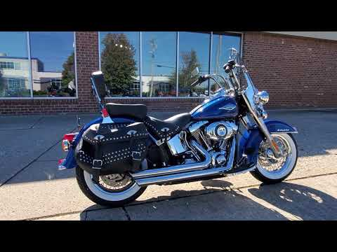 2015 Harley-Davidson Heritage Softail® Classic in Ames, Iowa - Video 1