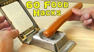 Ultimate Food Hacks Compilation thumbnail