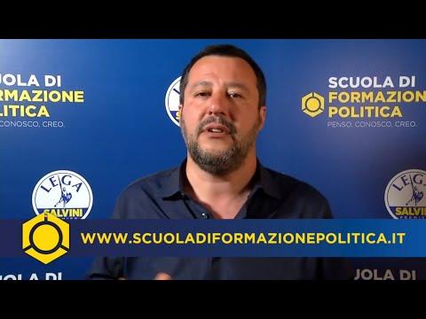 Salvini e la Scuola di politica