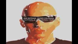Joe Satriani - sleepwalk Backing track