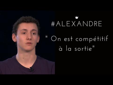 Alexandre Alternant BTS Conception de Produits Industriels