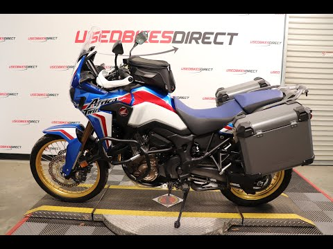 2019 Honda Africa Twin DCT at Friendly Powersports Slidell