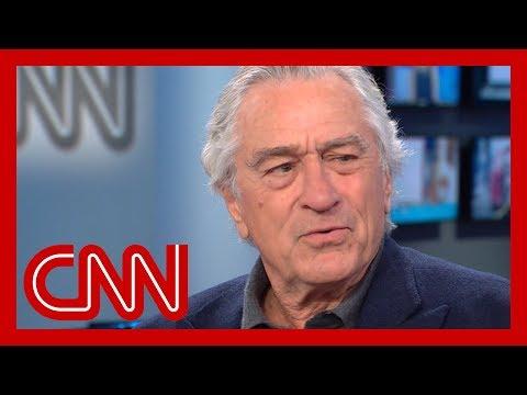 Robert De Niro: Trump should not be President. Period.