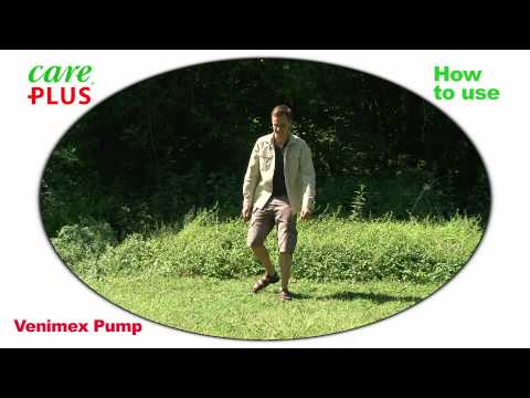How to use a Care Plus Venimex poison pump video