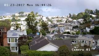 Тест ip камеры 4K