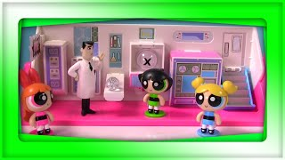Save the Power Puff Girls Disk Drop Game Toy Surprise Boxes   Fizzy Toy Show