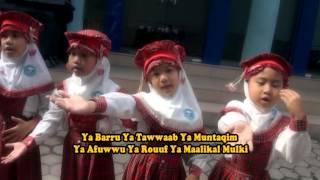 Gambar cover Asmaul Husna - TK. Plus Rahmat  vocal by Daffa Faeyza Syafarani dkk.
