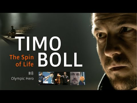 """, title : 'KUKA presents """"TIMO BOLL – The Spin of Life"""", Part 8: Olympic Hero'"""