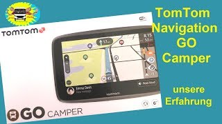 TomTom Go Camper 620 - WoMo-Navi im Test - #80