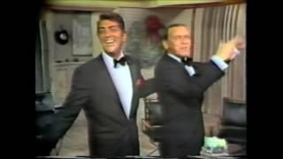 "Dean Martin & Frank Sinatra - ""A Marshmallow World"" - LIVE - CHRISTMAS"