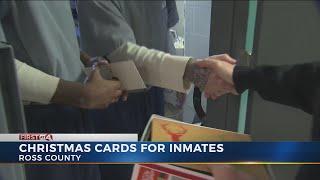 Man organizes Christmas cards for Ohio inmates
